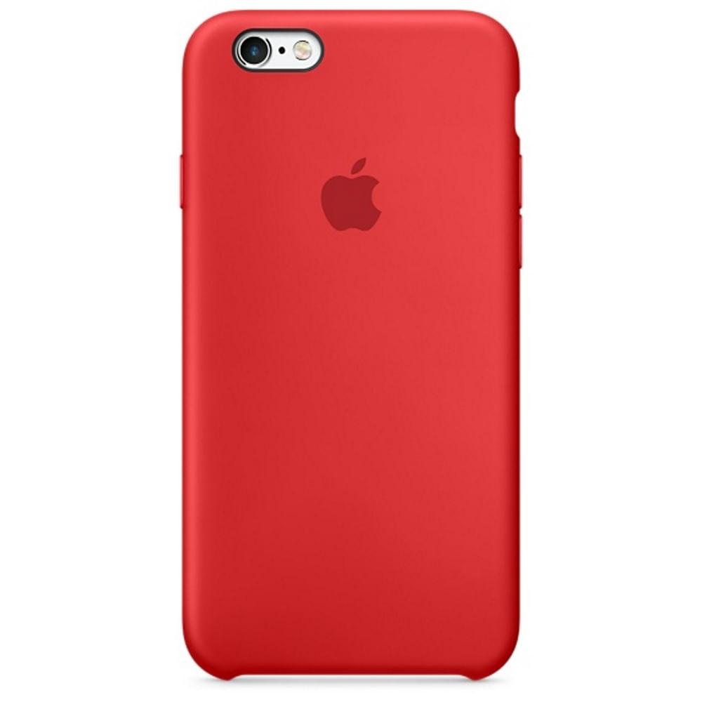 capa_para_iphone_6s_silicone_vermelha
