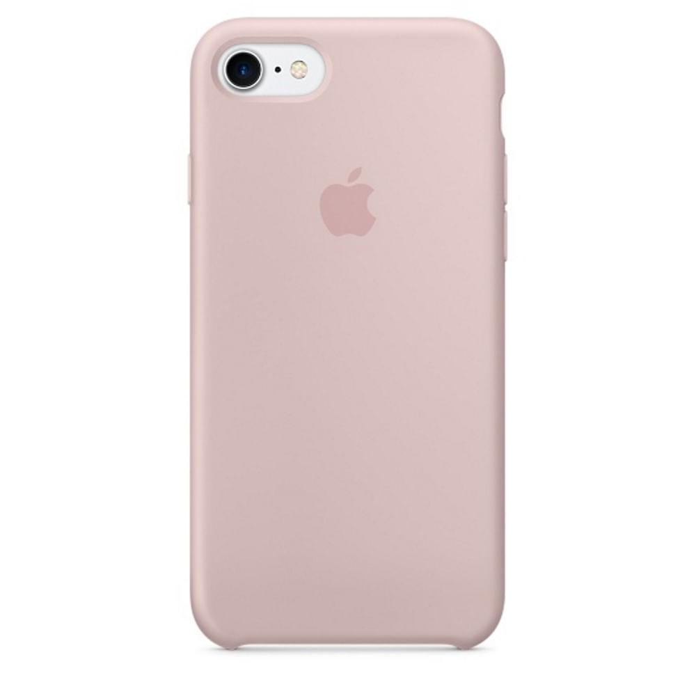 case_iphone_7s_silicone_rosa_areia