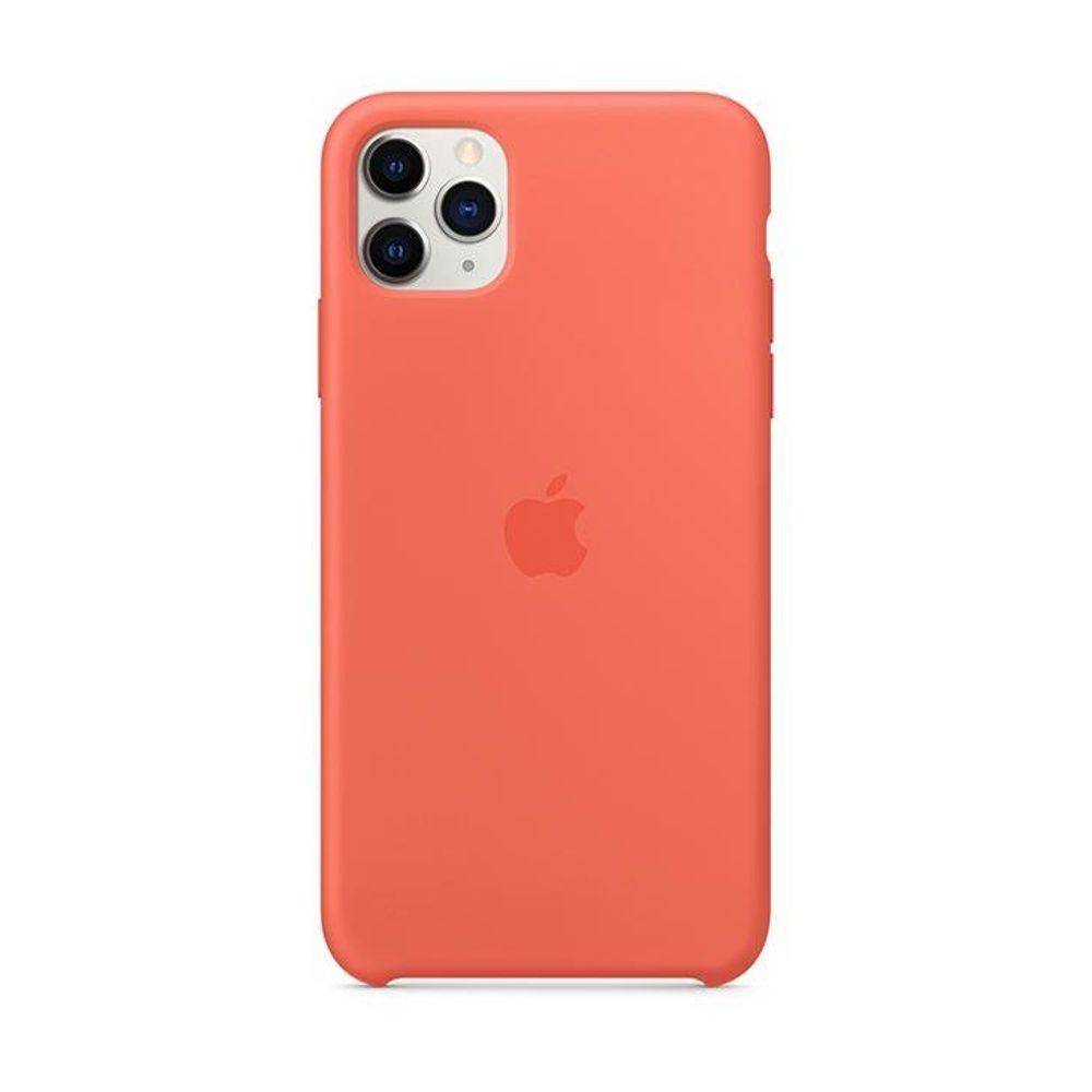 40500-1-capa-iphone-11-pro-max-apple-silicone-laranja