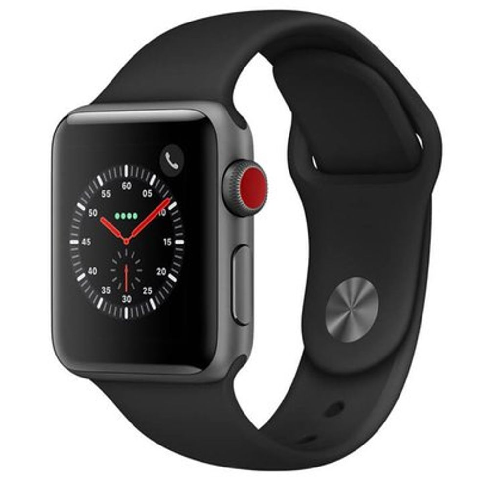40934-01-apple-watch-series-3-cellular-38-mm-aluminio-cinza-espacial-pulseira-esportiva-preto-e-fecho-classico-mtgp2bz-a