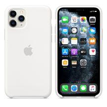 Capa-para-iPhone-11-Pro---Silicone-Branco