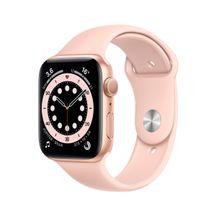 Apple-Watch-Series-6-GPS-44mm-Caixa-Dourada-de-Aluminio-com-Pulseira-Esportiva-Areia-Rosa