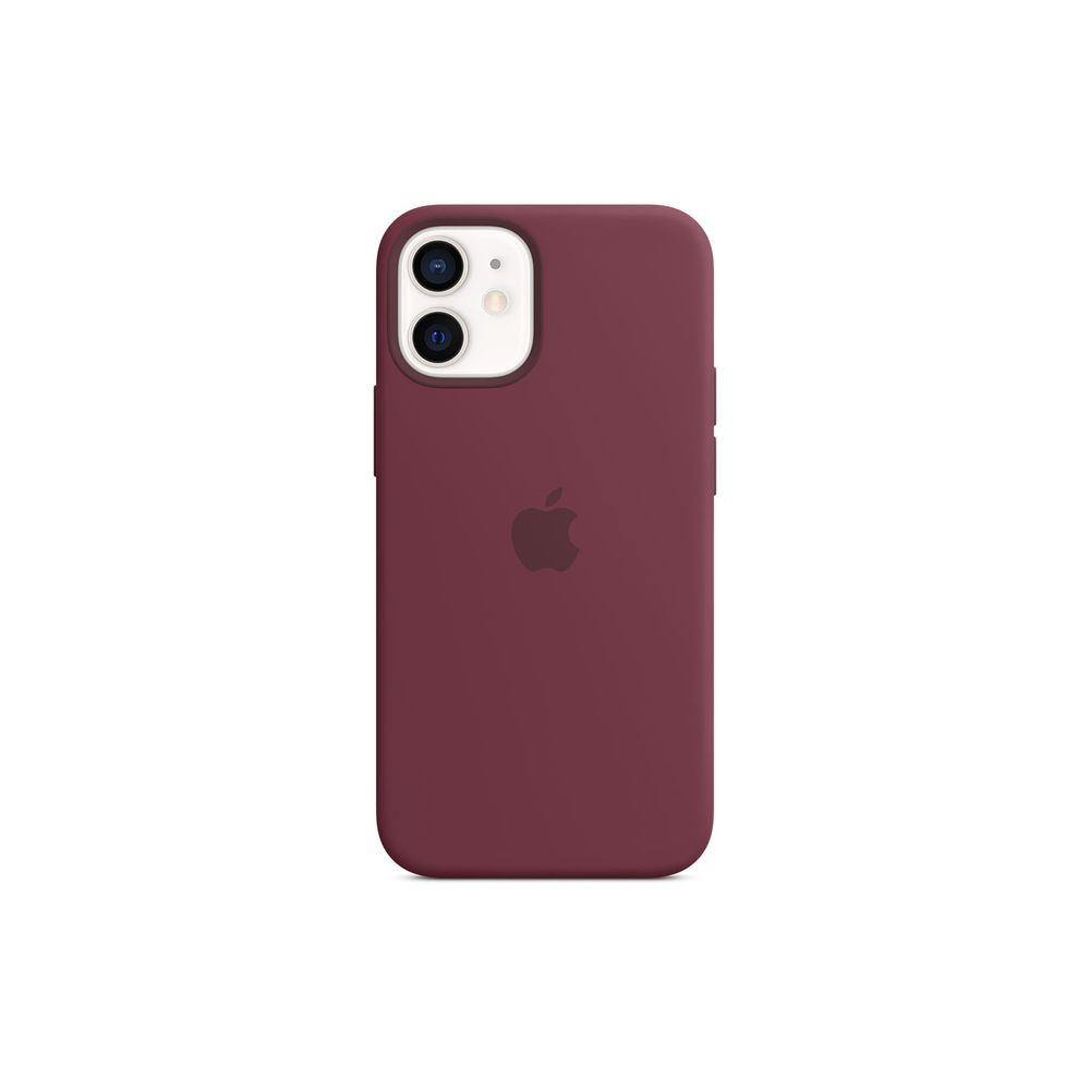 Capa-de-Silicone-Apple-para-iPhone-12-Mini-Ameixa