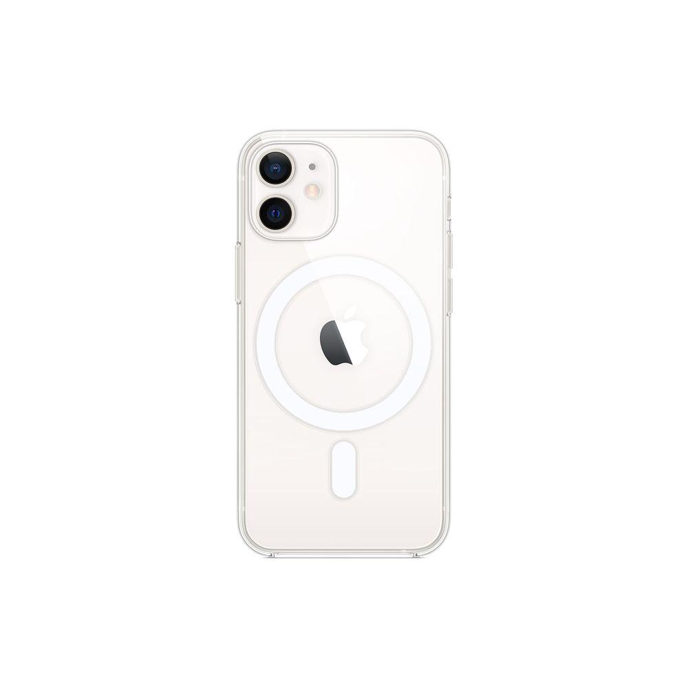 Capa-de-Silicone-Apple-para-iPhone-12-Mini-Transparente