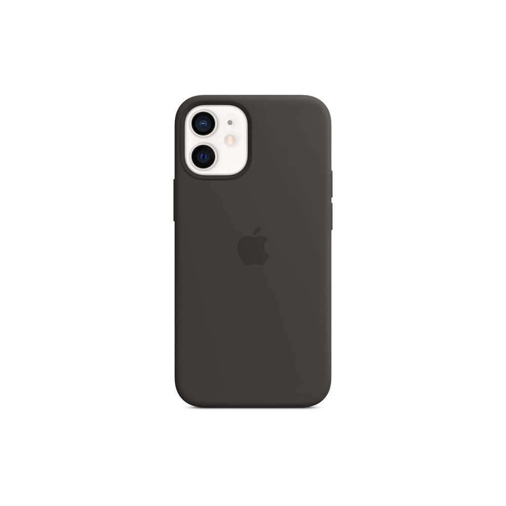 Capa-para-iPhone-12-Mini-Apple-Silicone-Preto