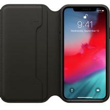 Capa-de-Couro-Apple-Folio-para-iPhone-XS---Preto