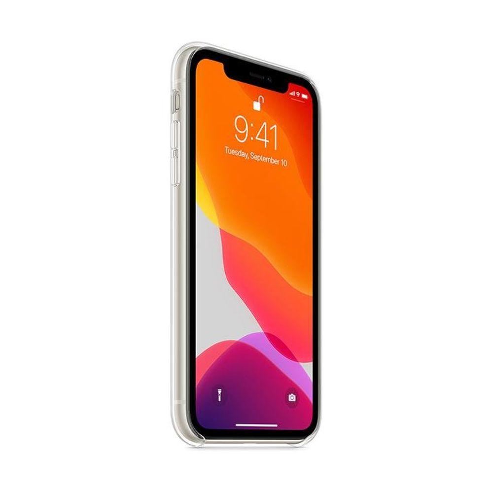 Case-iPhone-11-Apple-Silicone-Transparente