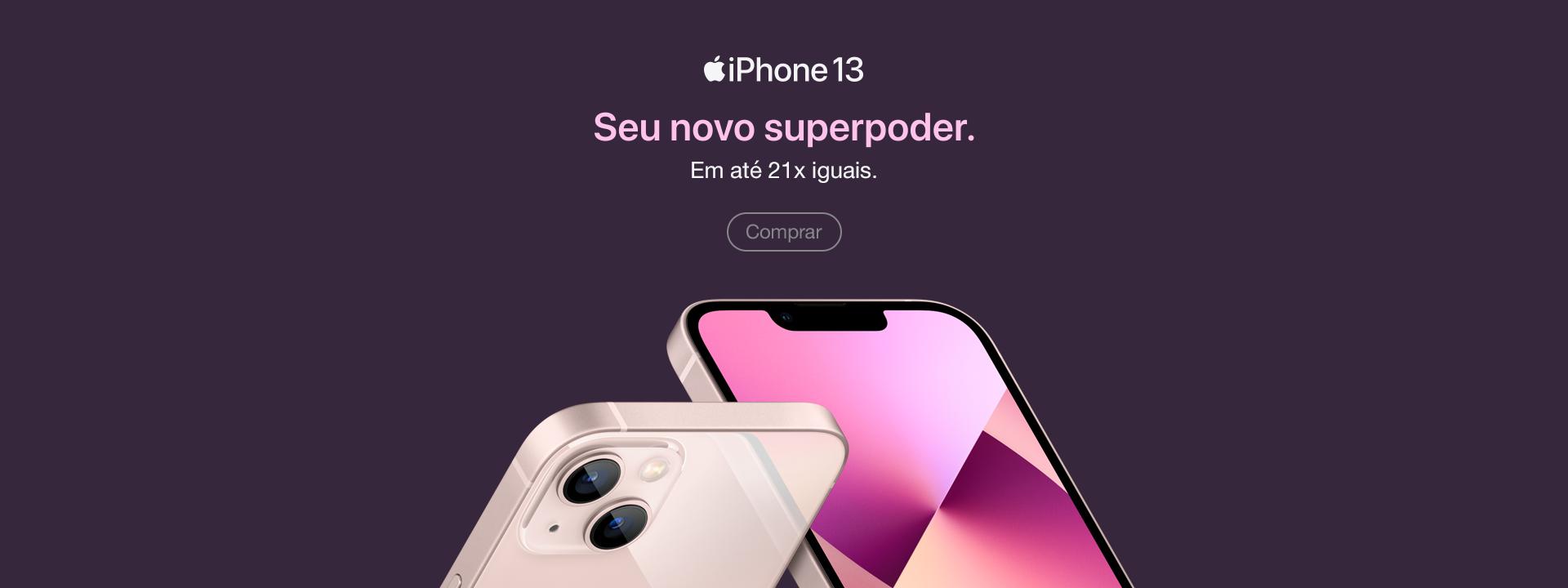 Iphone 13 lançamento